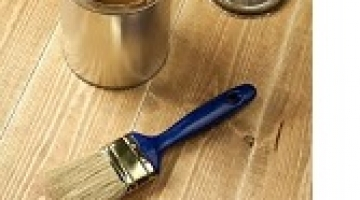 Renovace nátěrů dřeva